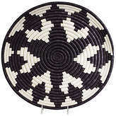 All Across Africa Large Dancer Serving Tray - Black