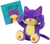 Giggle Cat Board Book & Plush
