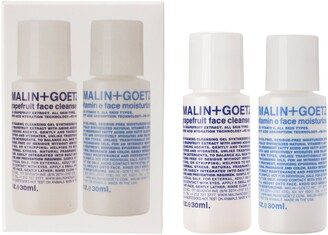 Malin+Goetz Travel Size Everyday Face Essentials Set