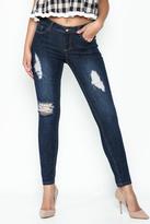 Denim Couture Dark Jeans