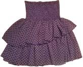 Maje Spring Summer 2018 Purple Skirt for Women