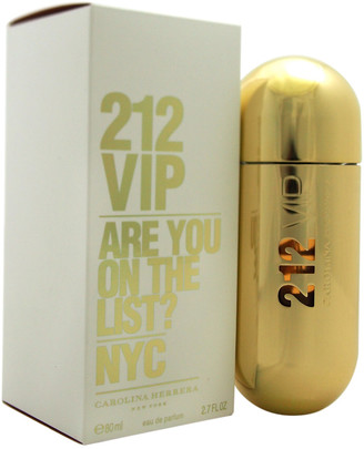 Carolina Herrera Women's 212 Vip 2.7Oz Eau De Parfum Spray
