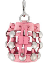 Alexander Wang Mini Roxy charm - women - Leather/metal - One Size