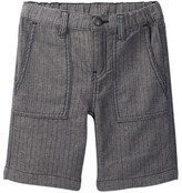 Tea Collection Streets Stripes Travel Short (Little Boys & Big Boys)