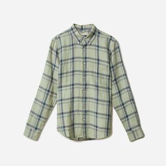 Everlane The Linen Standard Fit Shirt