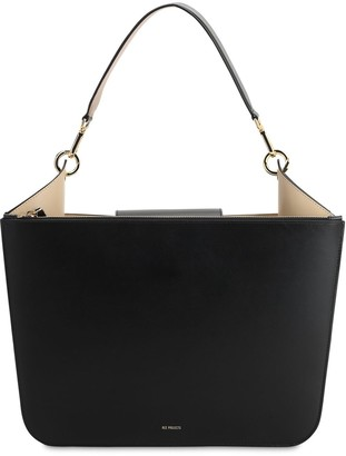 Ree Projects Tess Smooth Leather Tote