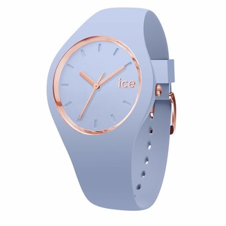 Ice Watch Ice-Watch - ICE glam colour Sky - Women's wristwatch with silicon strap - 015333 (Medium)