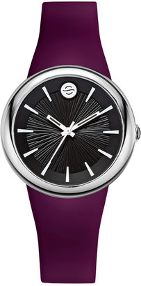Philip Stein Teslar Women's Rubber Watch