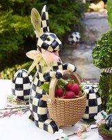 Mackenzie Childs MacKenzie-Childs Courtly Check Rabbit Figure