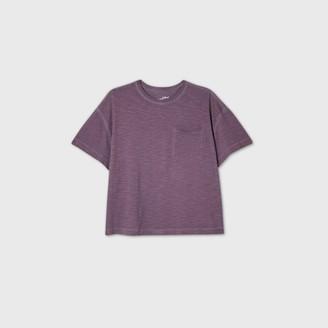 Universal Thread Women's Short Sleeve Boxy T-Shirt - Universal ThreadTM