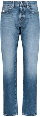 Ermenegildo Zegna Straight Leg Jeans