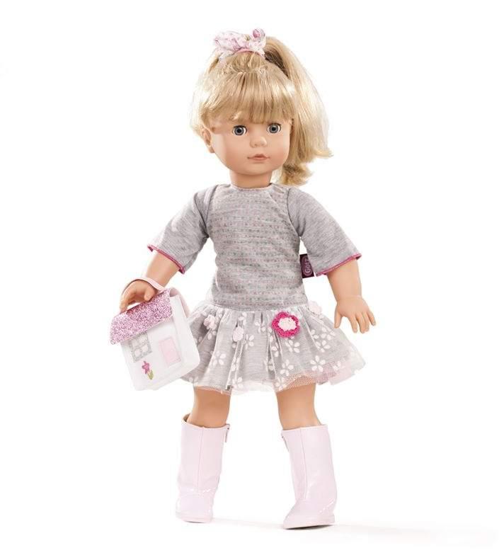Gotz Precious Day Jessica Flower Doll