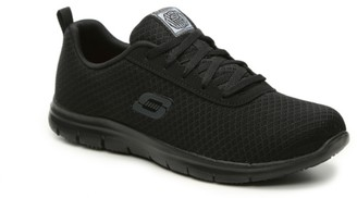 Skechers Relaxed Fit Bronaugh Work Sneaker