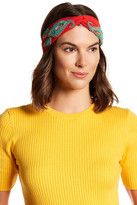 Cara Accessories Beaded Knotted Headband