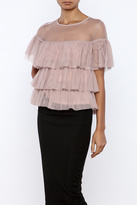 Jealous Tomato Ruffle Layers Top