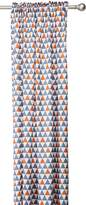 Bacati Triangles Curtain Panel