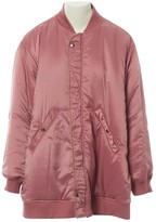 Opening Ceremony Pink Jacket for Women