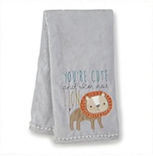 Levtex Baby Zambezi Crib Blanket Bedding