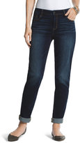 Chico's Relaxed Ankle Jeans