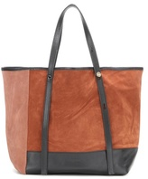 See by Chloe Summer Suede And Leather Shopper