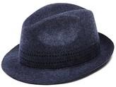 Paul Smith Hole Punch Felt Hat