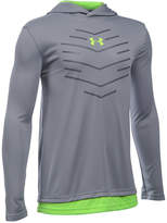 Under Armour Ua Baseline Graphic-Print Hoodie, Big Boys