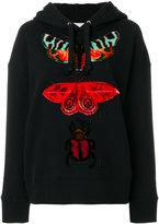 Gucci printed hoodie