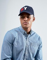 Tommy Hilfiger Nyc Baseball Cap In Navy