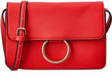 Sondra Roberts Ring Toss Crossbody Bag