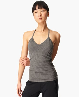 Sweaty Betty Namaste Seamless Bamboo Yoga Tank