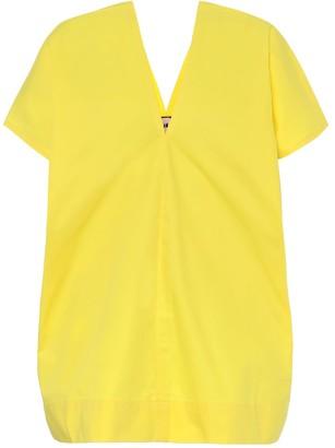 Plan C Cotton-poplin shirt