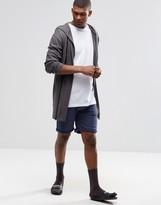 Asos Loungewear Reverse Loopback Jersey Shorts