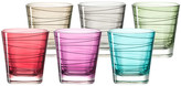 Leonardo Vario Tumbler - Assorted - Set of 6
