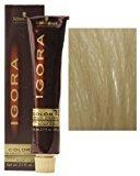 Schwarzkopf Professional Igora Color10 Hair Color 11-2 Super Blonde Ash by