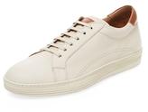 Antonio Maurizi Leather Low Top Sneaker