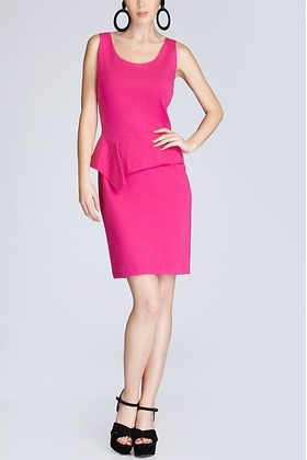 Josie Natori Shria Sleeveless Dress Style T13418