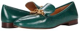 Tory Burch Jessa 20 mm Loafer (New Cream) Women's Shoes