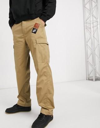 Vintage Supply vs cargo pants in beige