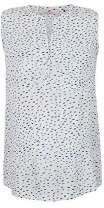 Bellybutton Women's Bluse o. Arm Blouse,8