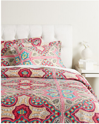 Superior Wildberry 300Tc Cotton Duvet Cover Set