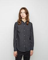 Etoile Isabel Marant Ramon Gingham Shirt