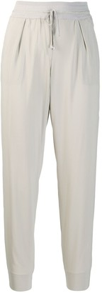 Lorena Antoniazzi Drawstring Trousers