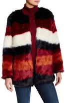 Jessica Simpson Rocky Faux Fur Coat