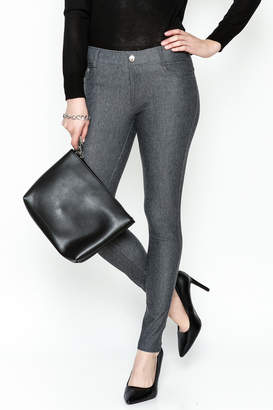 Yelete Grey Jeggings