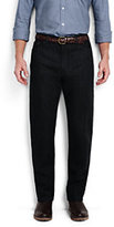 Classic Men's Traditional Fit Colored Denim Jeans-Midnight Navy Heather