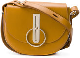 Nina Ricci compas saddle bag