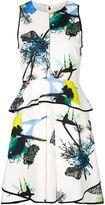 Proenza Schouler floral sleeveless dress