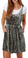 Volcom Dresses GMJ Skater Dress - Gunmetal Grey