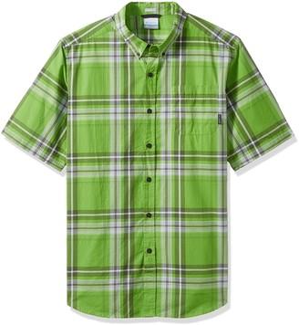 Columbia Men's Big Rapid Rivers Ii Big & Tall Short Sleeve Shirt