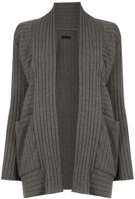 OSKLEN Textured Cardigan